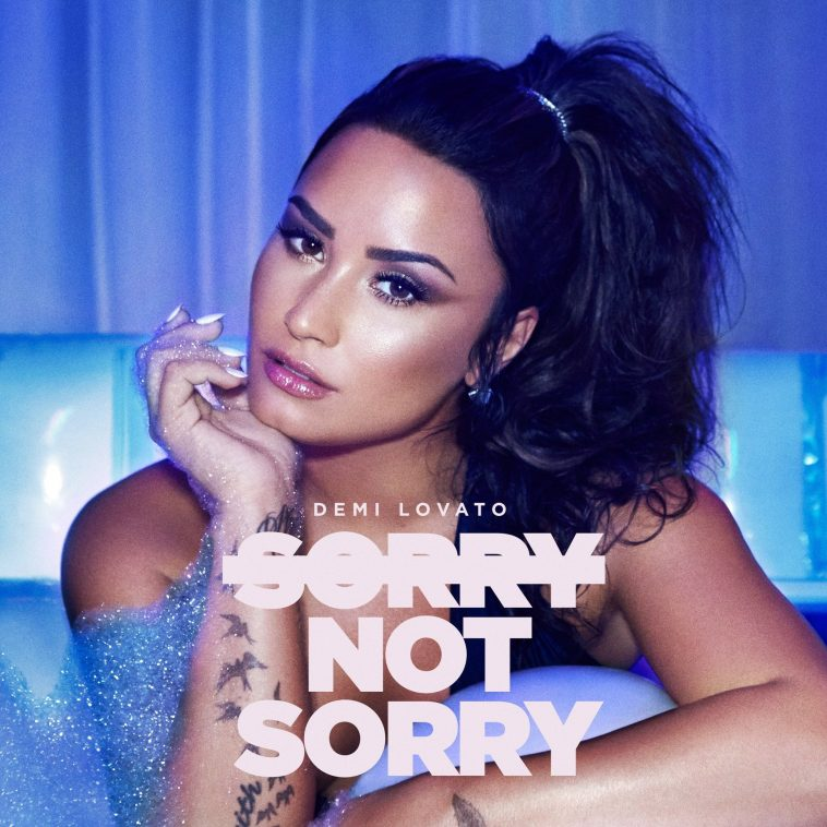 Demi Lovato Releases 'Sorry Not Sorry'