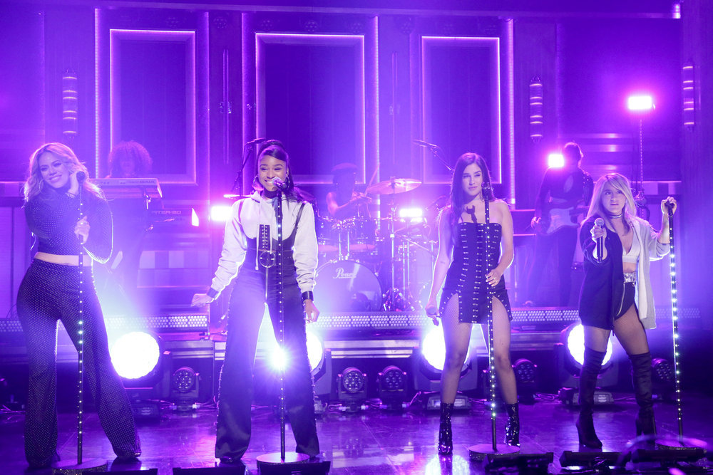 Fifth Harmony Get 'Down' on 'The Tonight Show,' Announce New Album