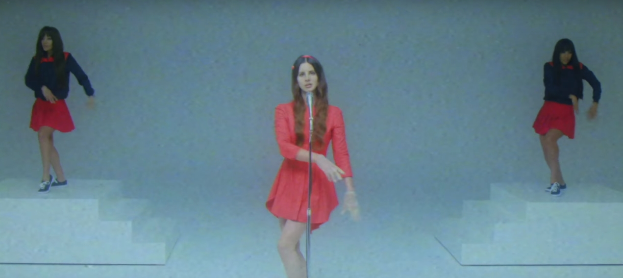 Lana Del Rey S Quot Lust For Life Quot Reaches 1 On Us Itunes