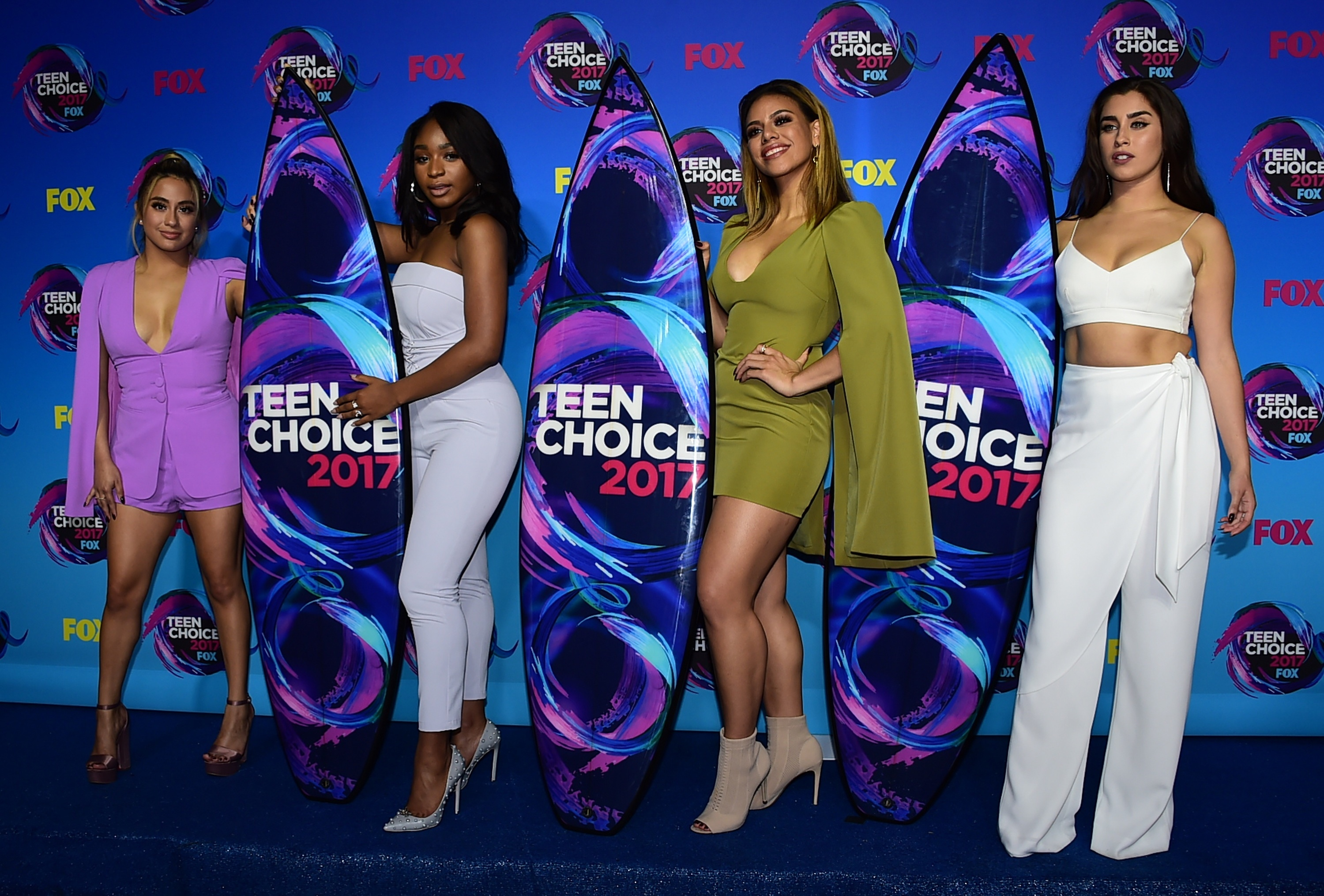 Watch Fifth Harmony's new music video for 'Angel'