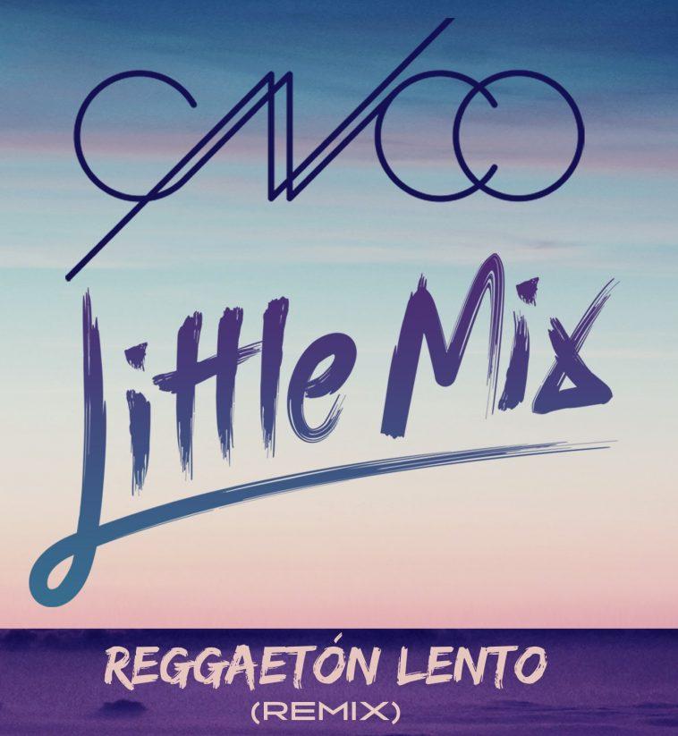 little mix reggaeton lento скачать