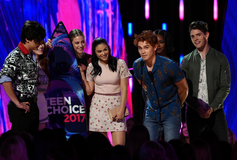 Delirium Very teen choice awards tv