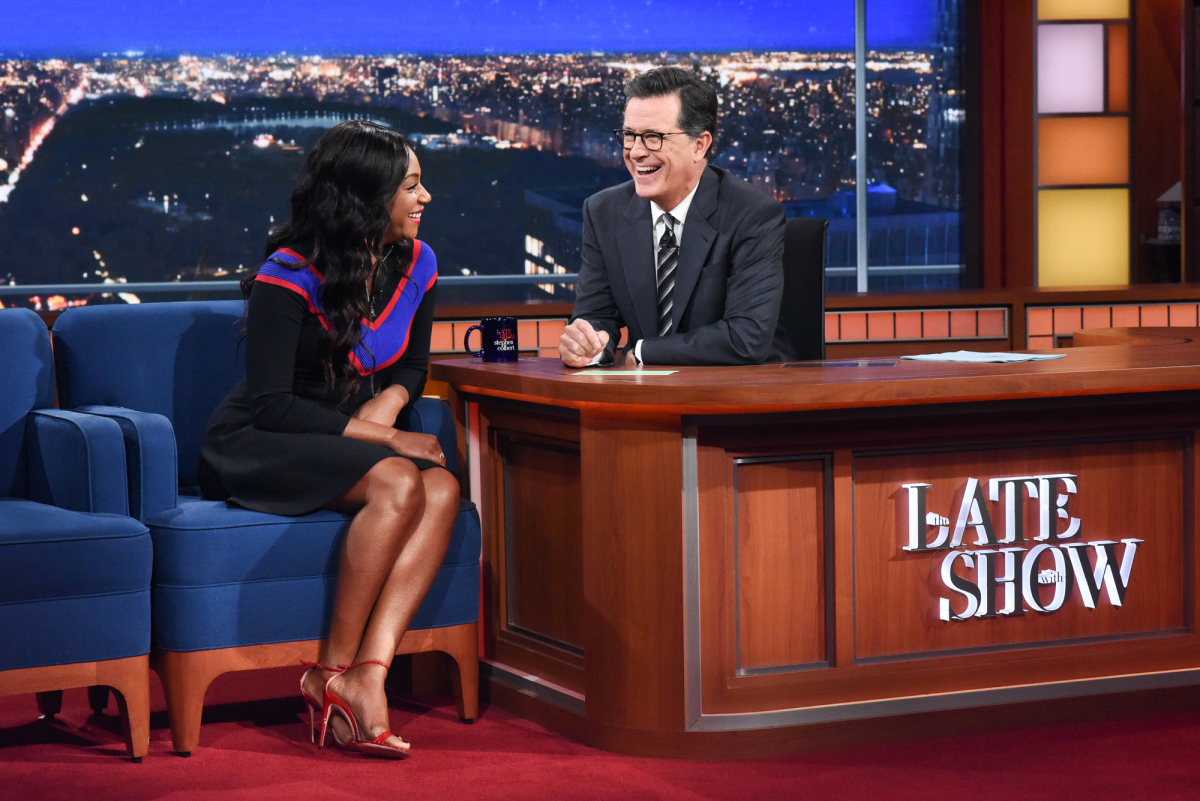Anthony Scaramucci tells Stephen Colbert he'd fire Steve Bannon