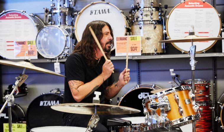 Foo Fighters Have Another No. 1 Album