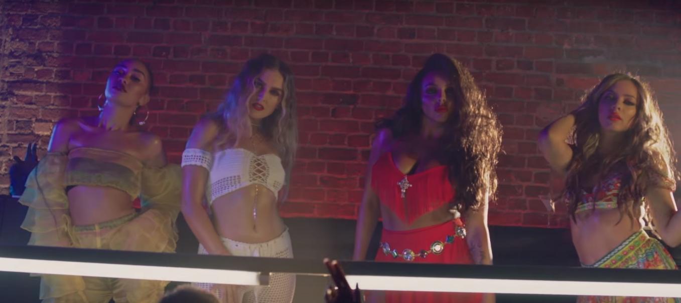 CNCO Amp Little Mixs Reggaeton Lento Remix Enters Top 60 At US Pop Radio