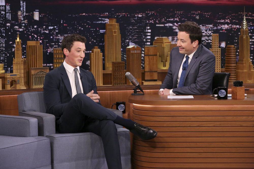 Jimmy Fallon Defends His Tendency To Avoid Jokes About Donald Trump