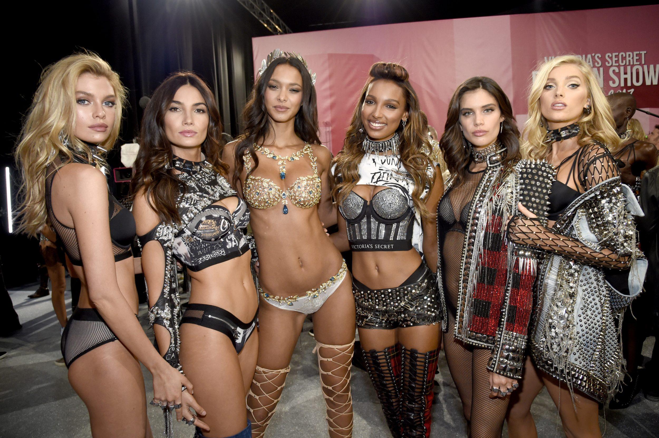 2017 Victoria S Secret Fashion Show In Shanghai