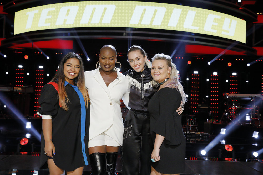 'The Voice' Top 12: Ranking the artists competing to win season 13
