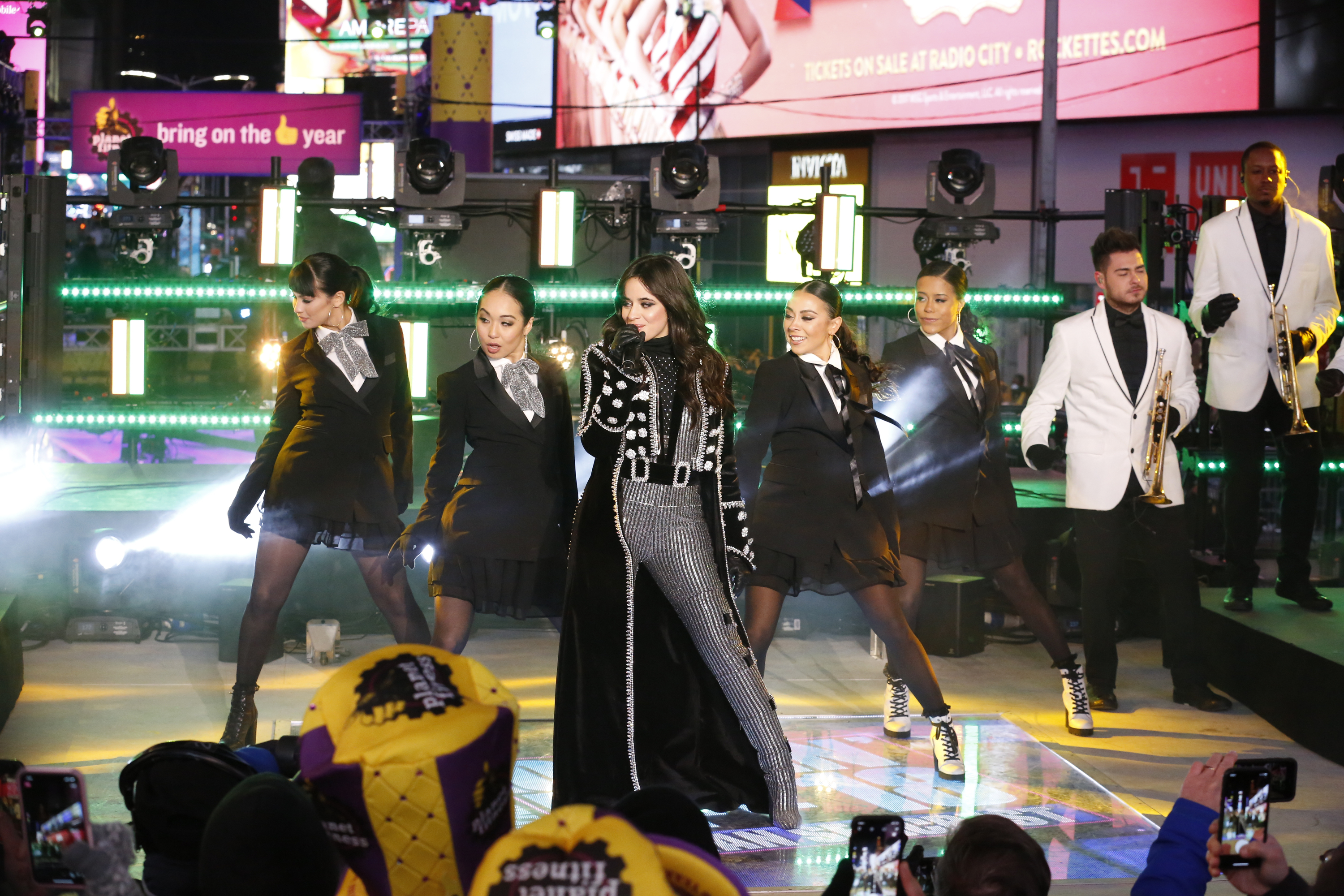 New Year's Rockin' Eve Hits All-Time Ratings High