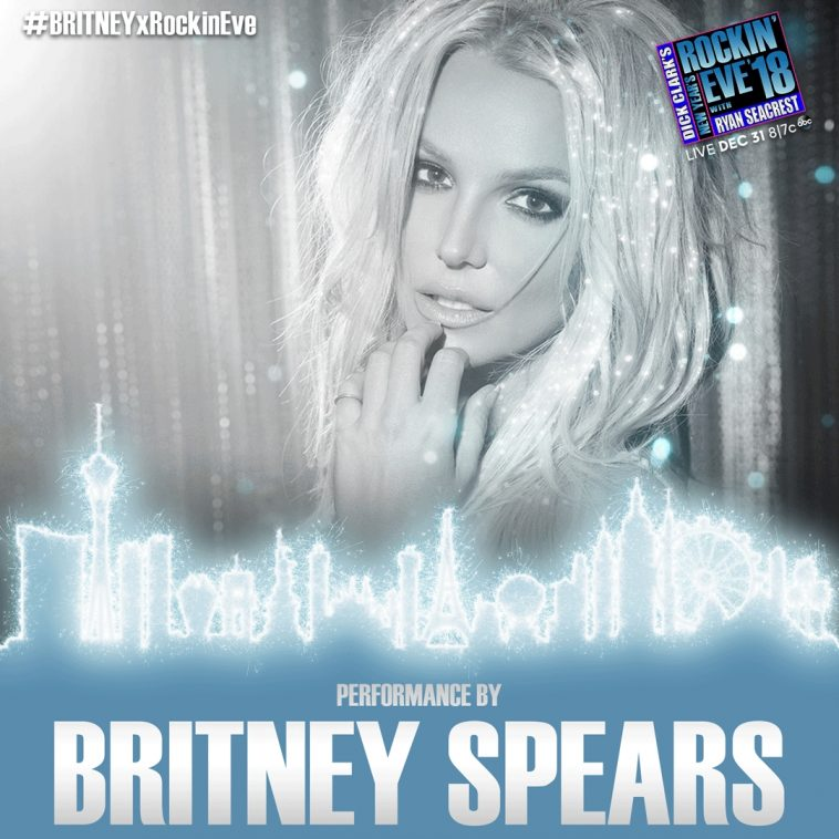 Britney Spears Added To 'Dick Clark's New Year's Rockin' Eve