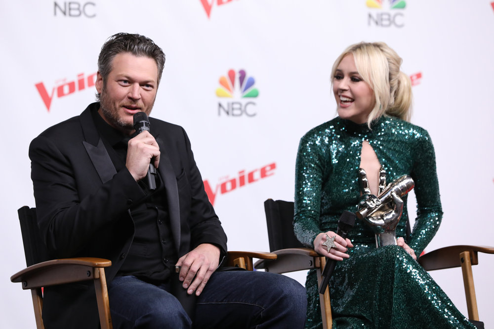 'The Voice': Chloe Kohanski Duets With Blake Shelton on Roy Orbison Favorite