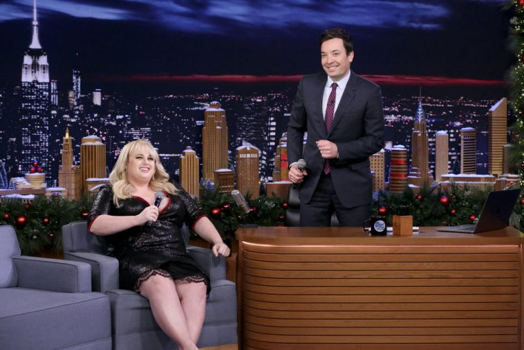 Rebel Wilson Hilariously Google Translates Christmas Classics On 'The Tonight Show'