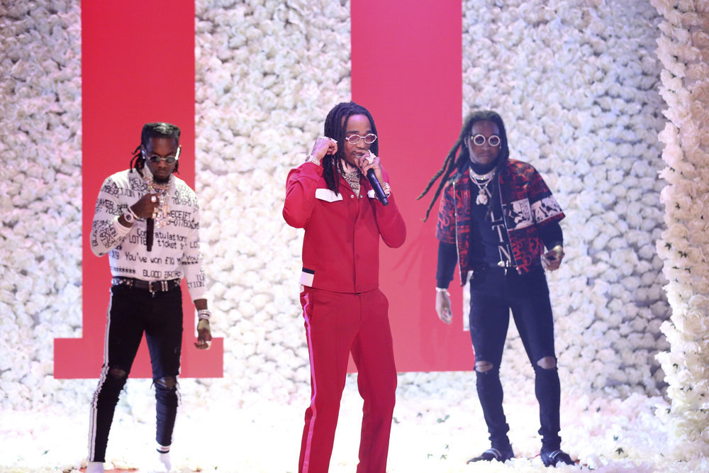 Migos' New Album 'Culture II' Has Arrived