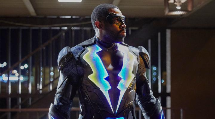 'Black Lightning' Premiere Stands Strong on CW