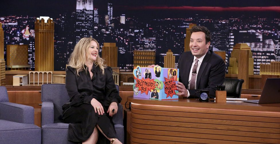 Drew Barrymore, Josh Radnor, Kelsey Cook Appeared On ...
