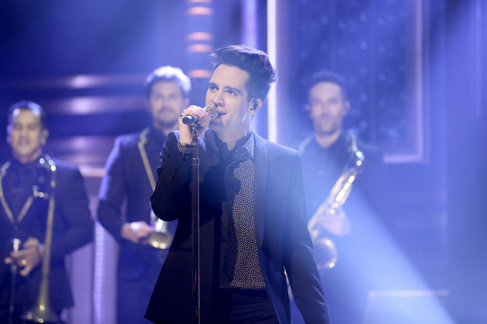 panic at the disco - photo #6