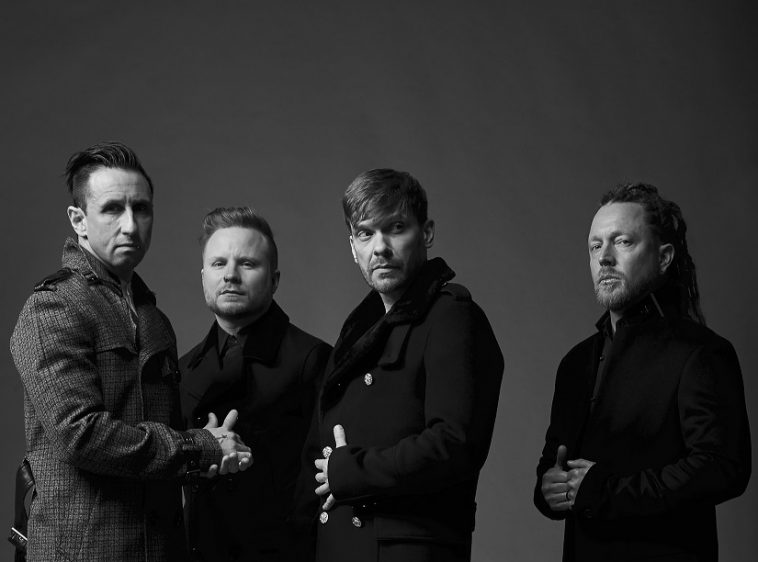 "Shinedown's ""Attention Attention"" Claims #1 On US iTunes ..."