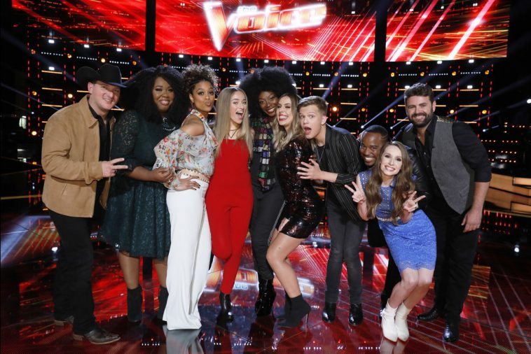 'The Voice' Recap: The Results Are In - Who Made The Top 10?