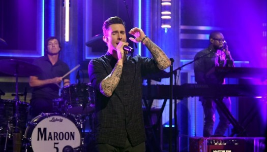 """Maroon 5, Khalid Confirmed For """"Tonight Show Starring Jimmy Fallon"""" Performances"""