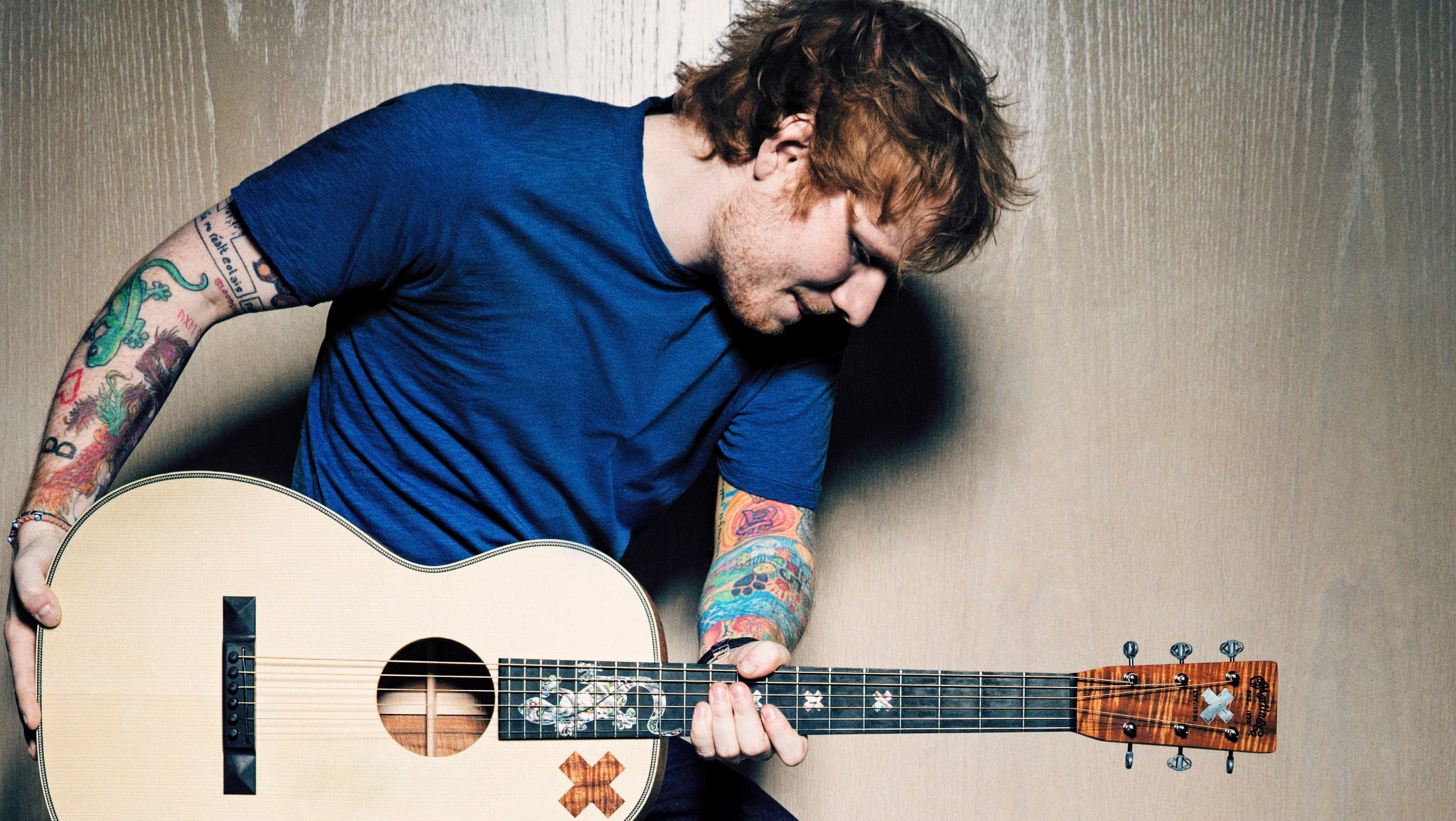 """Ed Sheeran's """"Thinking Out Loud"""" Goes 5X Platinum in the United States"""