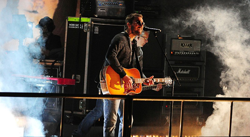 Lauren Daigle Songs >> Special Look: Eric Church Rehearses His Grammys Performance