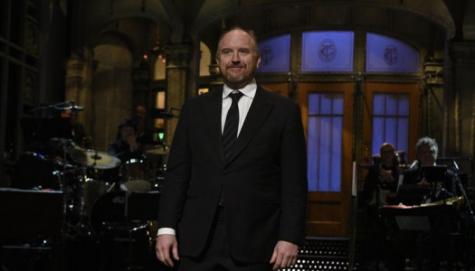 """Louis CK Set To Host, Chainsmokers To Perform On NBC's April 8 """"Saturday Night Live"""""""