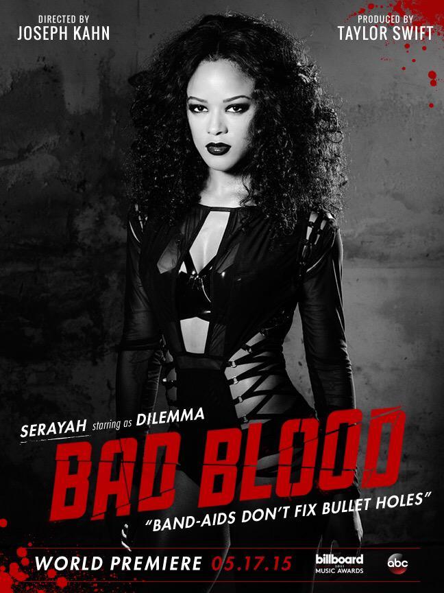 Serayah Bad Blood