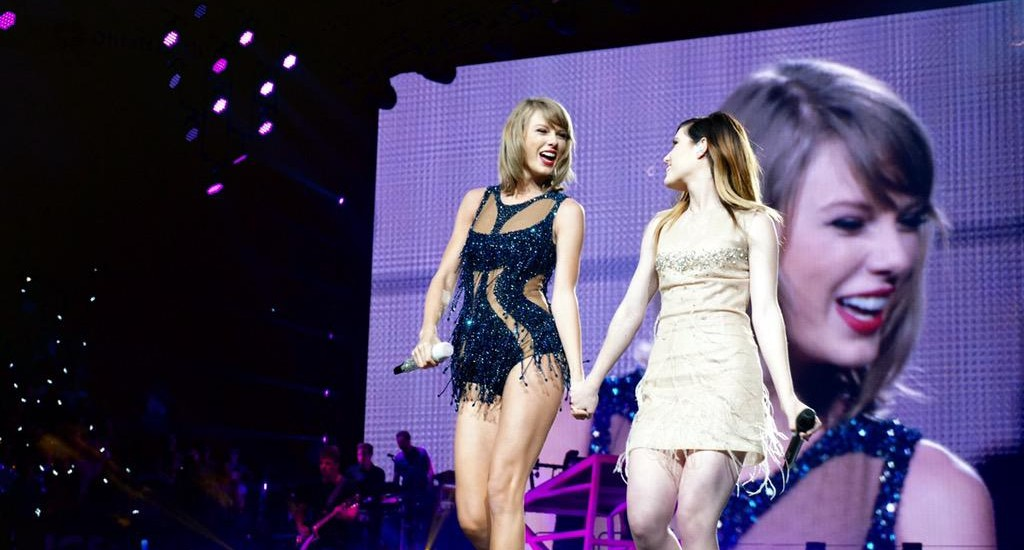 Taylor Swift  Tour Sydney