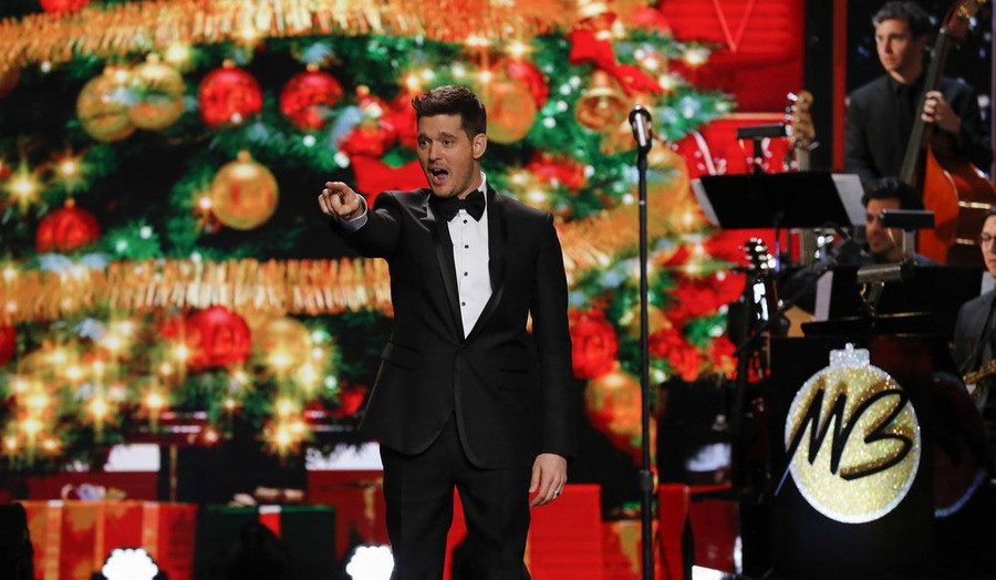 michael bubles christmas in hollywood season 2015
