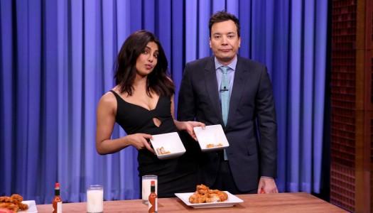 "Priyanka Chopra Scheduled For March 13 ""Tonight Show Starring Jimmy Fallon"""
