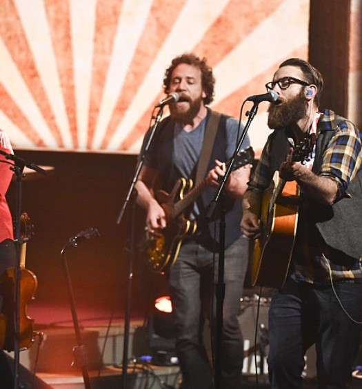 The Strumbellas [CBS]
