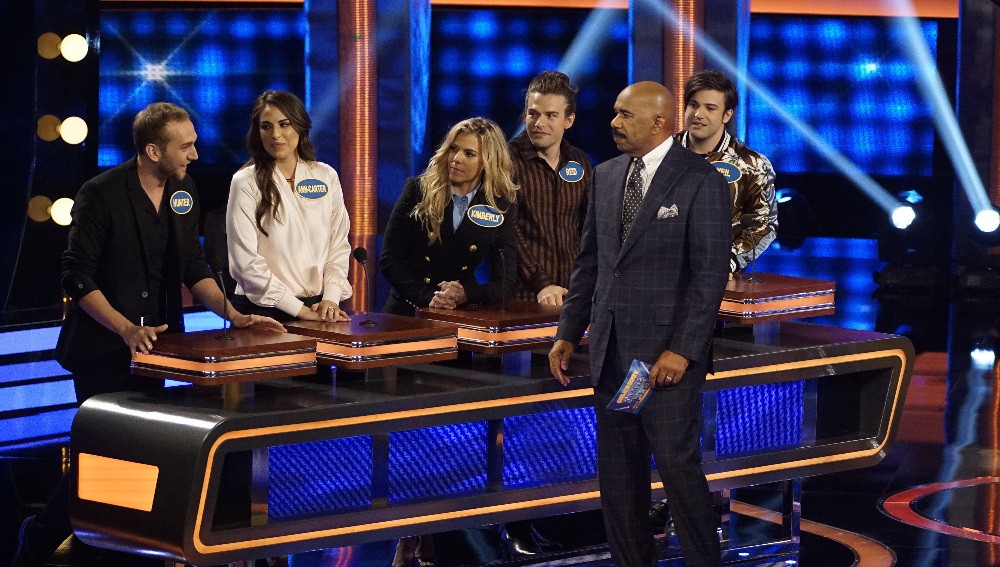 News about celebrity family feud