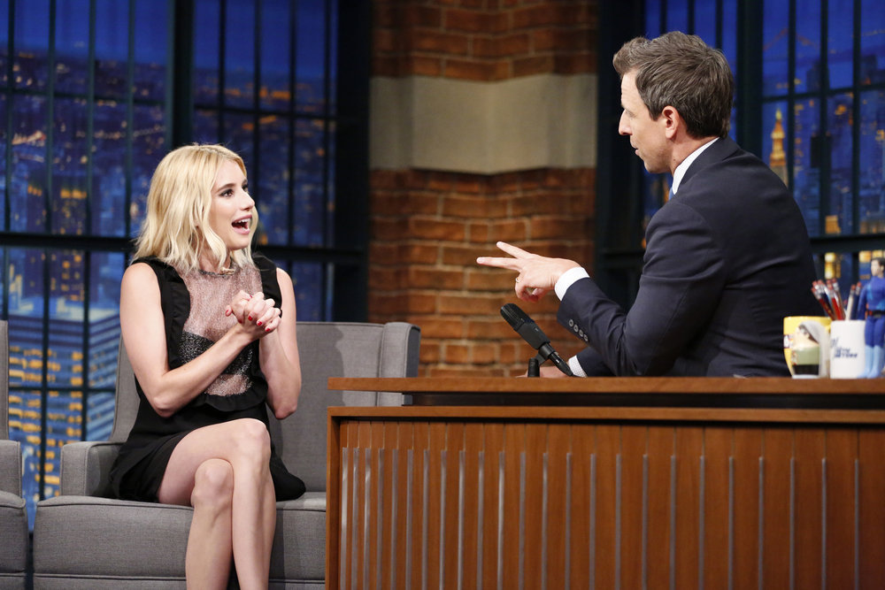 Emma Roberts To Appear, Father John Misty To Perform On ...