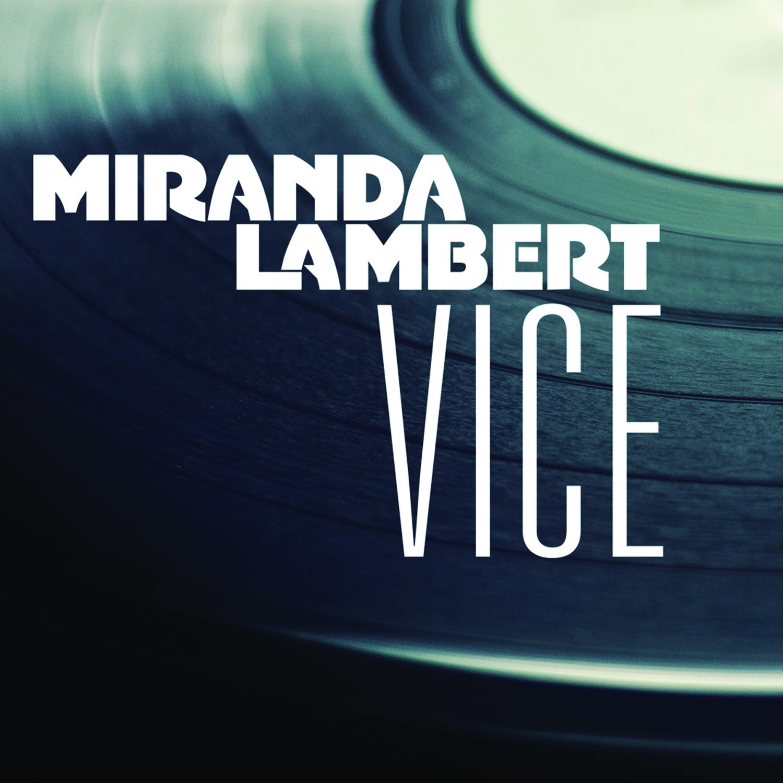"""Miranda Lambert's """"Vice"""" Cover [Courtesy RCA Nashville]"""