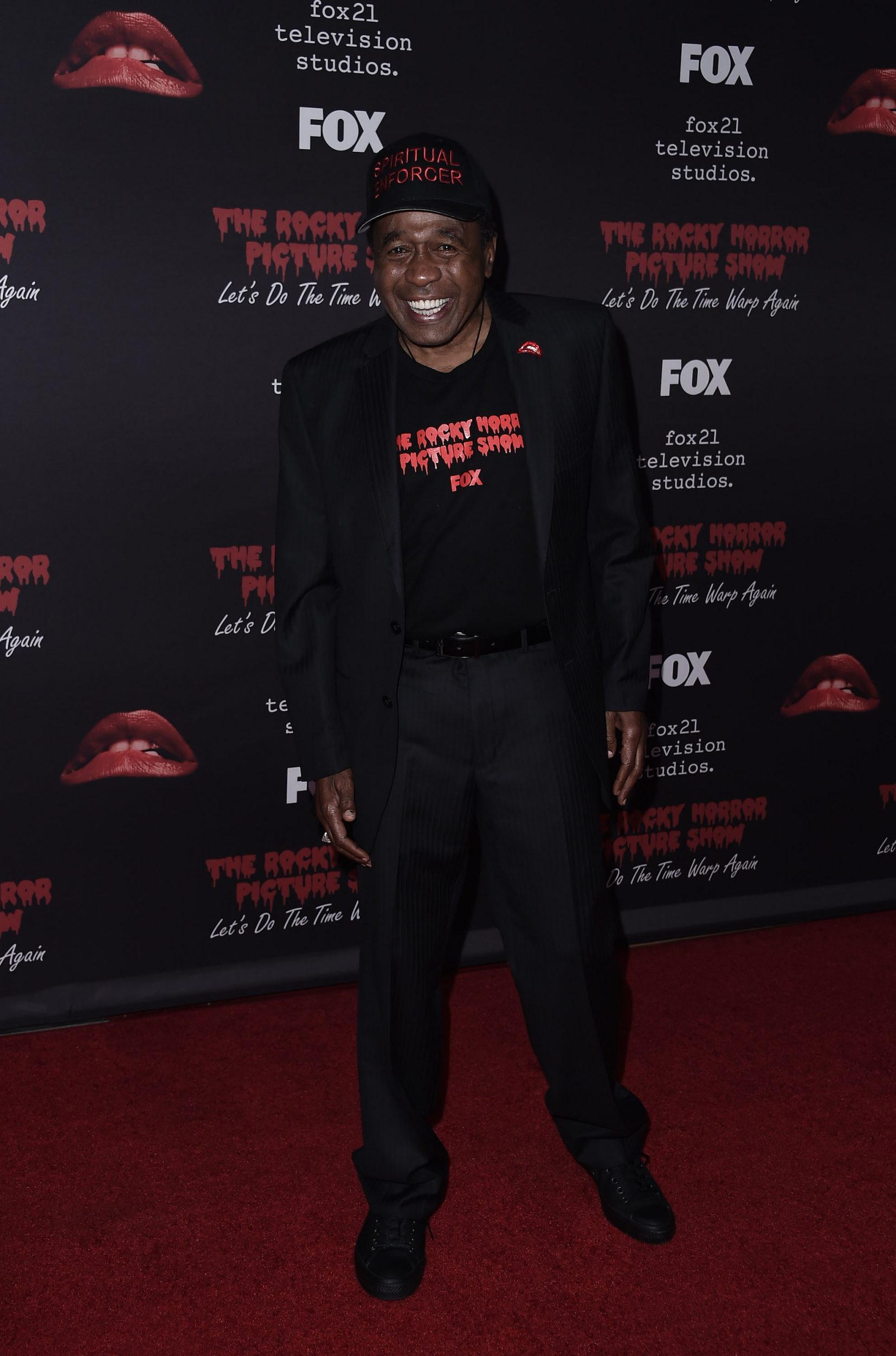 THE ROCKY HORROR PICTURE SHOW: Let's Do The Time Warp Again (and Transylvanians!): Cast member Ben Vereen arrives at THE ROCKY HORROR PICTURE SHOW: Let's Do The Time Warp Again (and Transylvanians!) premiere party red carpet at The Roxy on Thursday, Oct. 13, in Los Angeles, CA. THE ROCKY HORROR PICTURE SHOW: Let's Do The Time Warp Again (And Transylvanians!) premieres Thursday, Oct. 20 (8:00-10:00 PM ET/PT) on FOX. © 2016 FOX BROADCASTING CR: Scott Kirkland/FOX