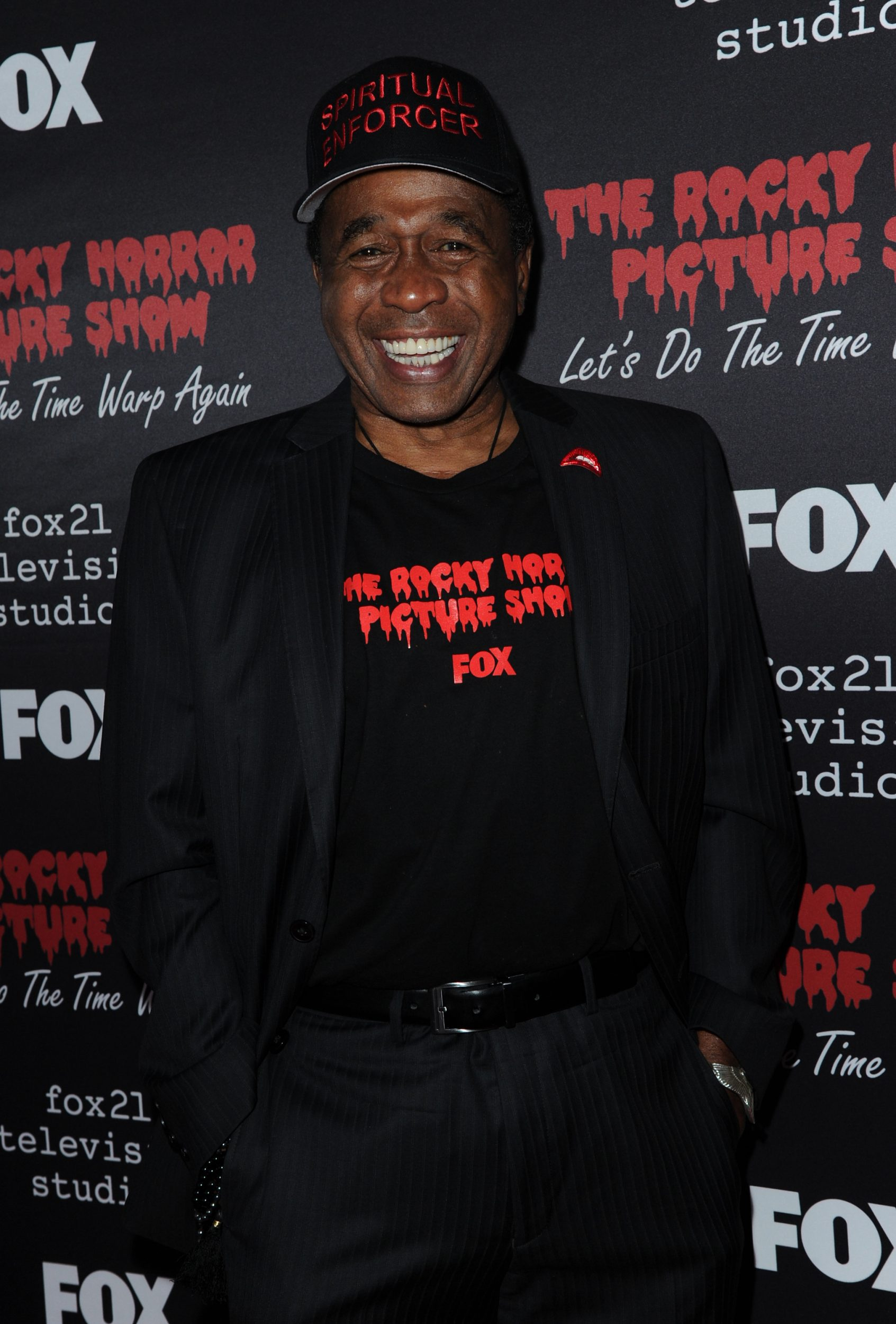 THE ROCKY HORROR PICTURE SHOW: Let's Do The Time Warp Again (and Transylvanians!): Cast member Ben vereen arrives at THE ROCKY HORROR PICTURE SHOW: Let's Do The Time Warp Again (and Transylvanians!) premiere party red carpet at The Roxy on Thursday, Oct. 13, in Los Angeles, CA. THE ROCKY HORROR PICTURE SHOW: Let's Do The Time Warp Again (And Transylvanians!) premieres Thursday, Oct. 20 (8:00-10:00 PM ET/PT) on FOX. © 2016 FOX BROADCASTING CR: Richard Shotwell/FOX