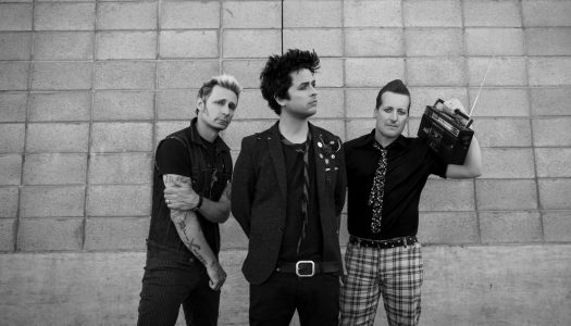 "Green Day Scheduled To Perform On March 21 ""Late Show With Stephen Colbert"""