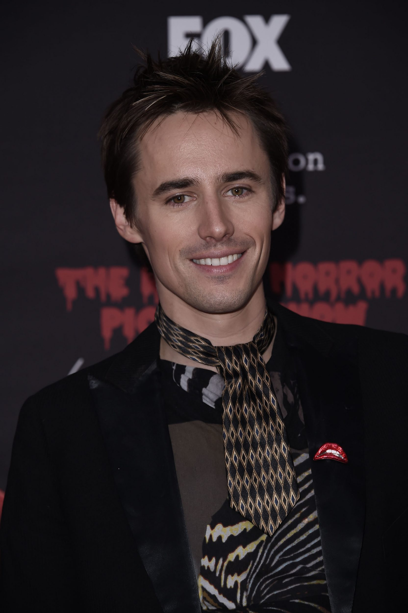 THE ROCKY HORROR PICTURE SHOW: Let's Do The Time Warp Again (and Transylvanians!): Cast member Reeve Carney arrives at THE ROCKY HORROR PICTURE SHOW: Let's Do The Time Warp Again (and Transylvanians!) premiere party red carpet at The Roxy on Thursday, Oct. 13, in Los Angeles, CA. THE ROCKY HORROR PICTURE SHOW: Let's Do The Time Warp Again (And Transylvanians!) premieres Thursday, Oct. 20 (8:00-10:00 PM ET/PT) on FOX. © 2016 FOX BROADCASTING CR: Scott Kirkland/FOX