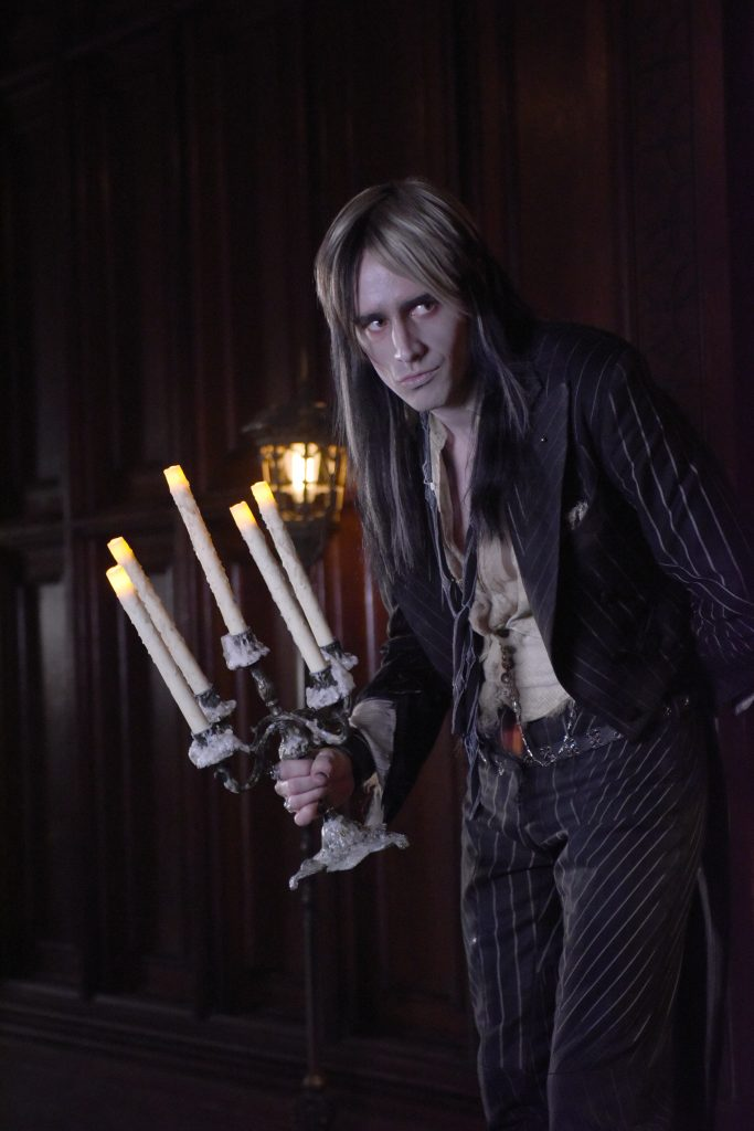 THE ROCKY HORROR PICTURE SHOW: LET'S DO THE TIME WARP AGAIN:  Reeve Carney in THE ROCKY HORROR PICTURE SHOW: LET'S DO THE TIME WARP AGAIN: Premiering Thursday, Oct. 20 (8:00-10:00 PM ET/PT) on FOX. ©2016 Fox Broadcasting Co. Cr: Steve Wilkie/FOX