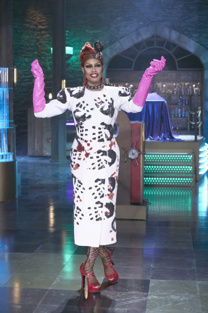 THE ROCKY HORROR PICTURE SHOW:  LET'S DO THE TIME WARP AGAIN: Laverne Cox in THE ROCKY HORROR PICTURE SHOW: LET'S DO THE TIME WARP AGAIN: Premiering Thursday, Oct. 20 (8:00-10:00 PM ET/PT) on FOX. ©2016 Fox Broadcasting Co. Cr: Steve Wilkie/FOX
