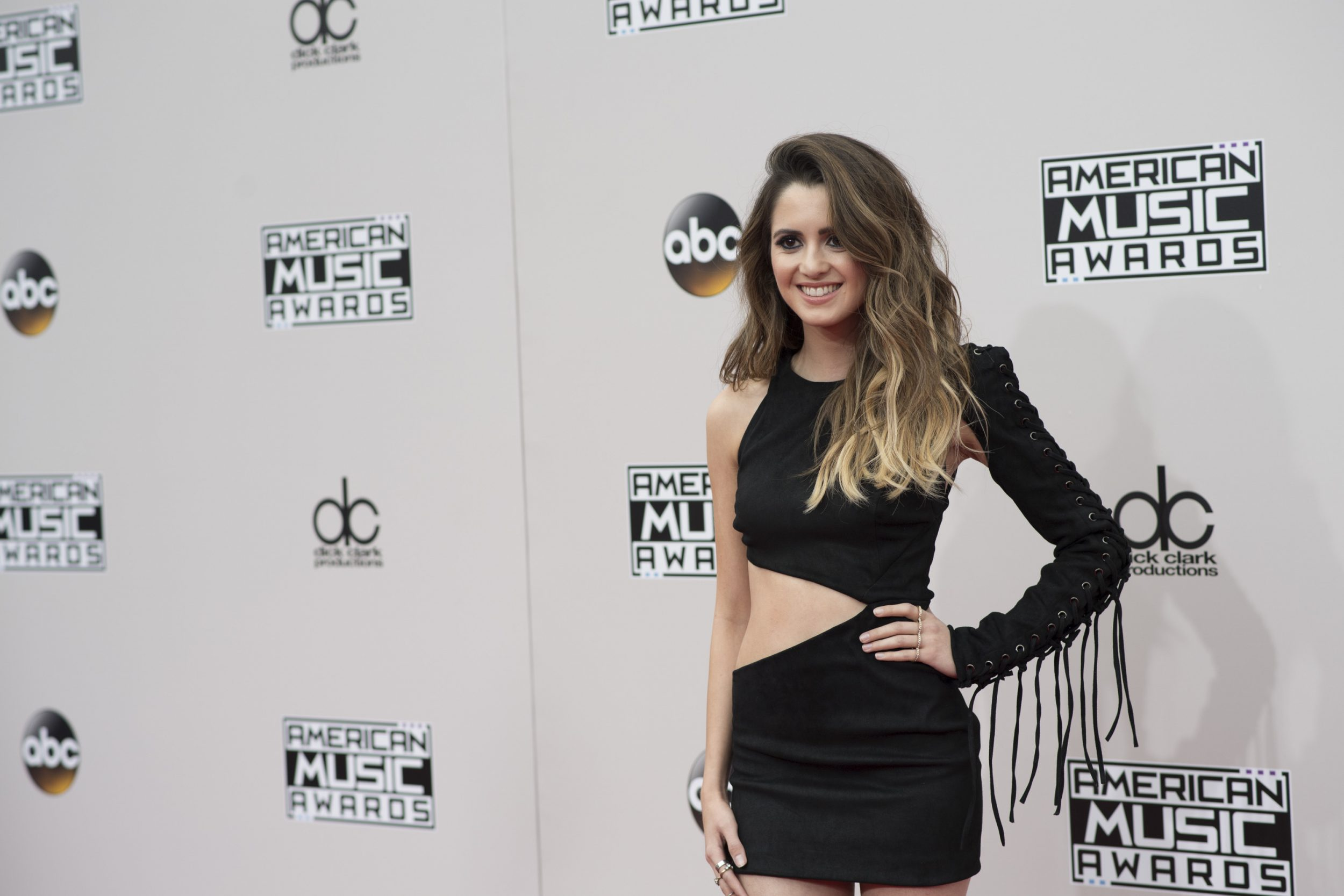 "THE 2016 AMERICAN MUSIC AWARDS(r) - The ""2016 American Music Awards,"" the world's biggest fan-voted award show, broadcasts live from the Microsoft Theater in Los Angeles on SUNDAY, NOVEMBER 20, at 8:00 p.m. EST, on ABC. (Image Group LA/ABC) LAURA MARANO"