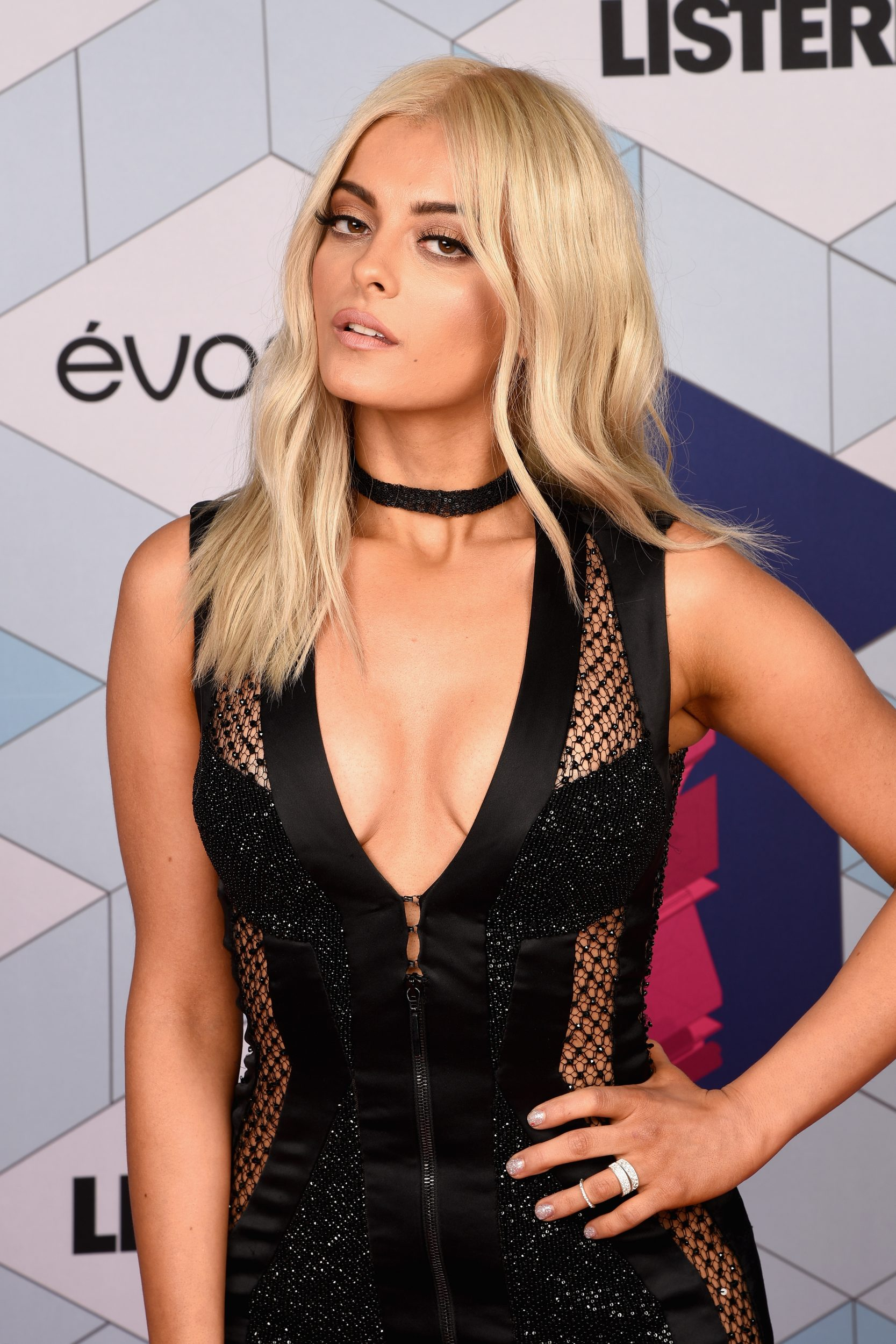 ROTTERDAM, NETHERLANDS - NOVEMBER 06: (EXCLUSIVE COVERAGE) Host Bebe Rexha attends the MTV Europe Music Awards 2016 on November 6, 2016 in Rotterdam, Netherlands. (Photo by Dave Hogan/MTV 2016/Getty Images) *** Local Caption *** Bebe Rexha