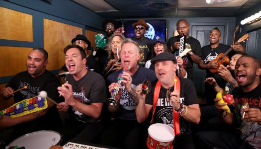 "Metallica's ""Hardwired"" Wins US Album Sales Race; Ed Sheeran Keeps #1 On Billboard 200"