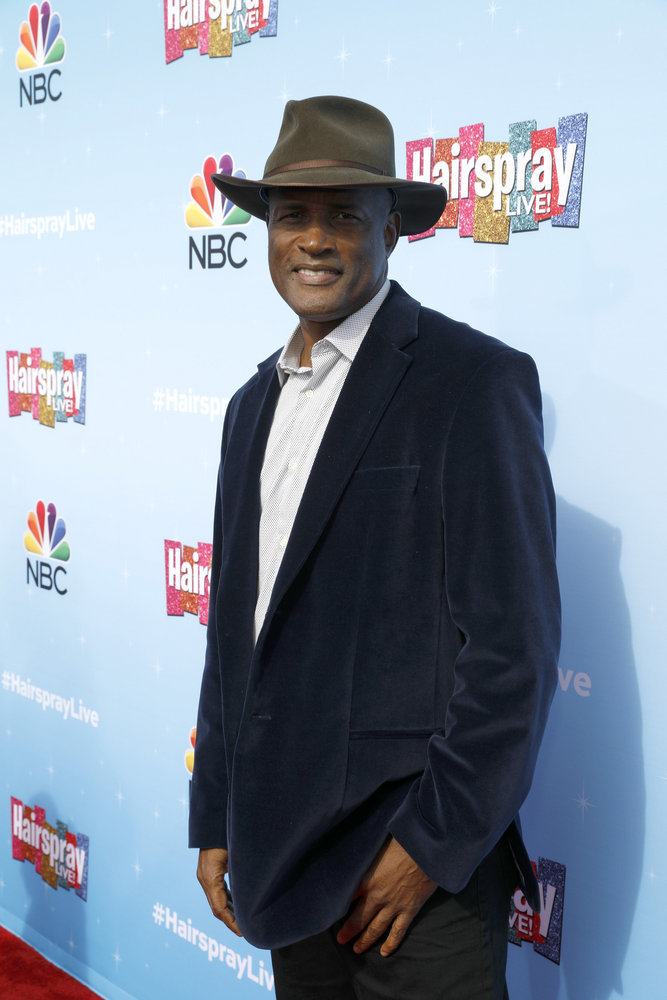"""HAIRSPRAY LIVE! -- """"Hairspray Live! Press Junket -- Pictured: Kenny Leon, Director / Producer -- (Photo by: Trae Patton/NBC)"""