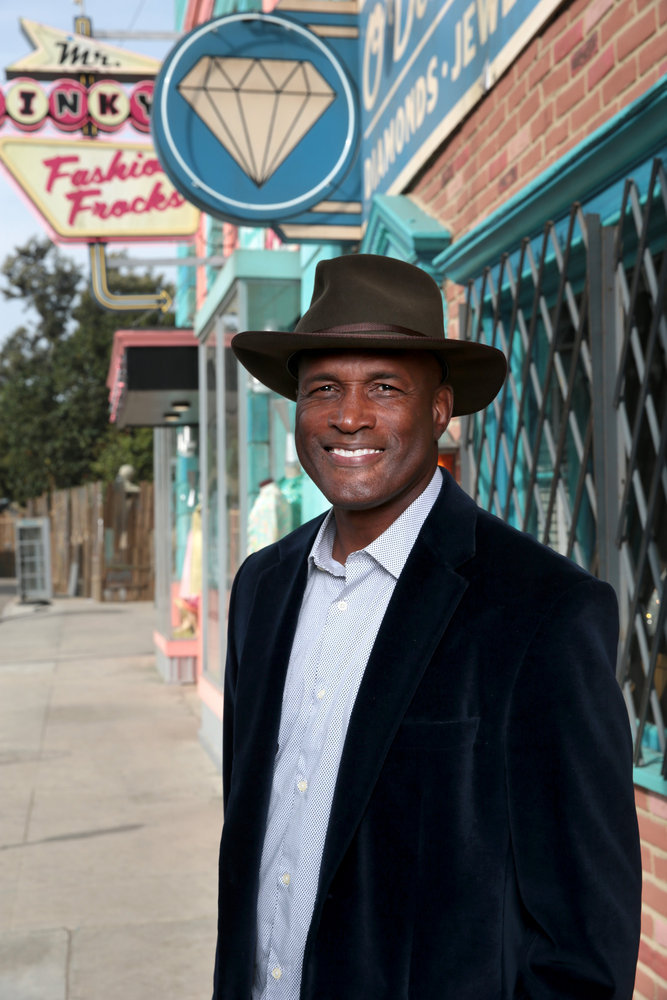 HAIRSPRAY LIVE! -- Season: 1 -- Pictured: Kenny Leon, Director/Producer -- (Photo by: Chris Haston/NBC)