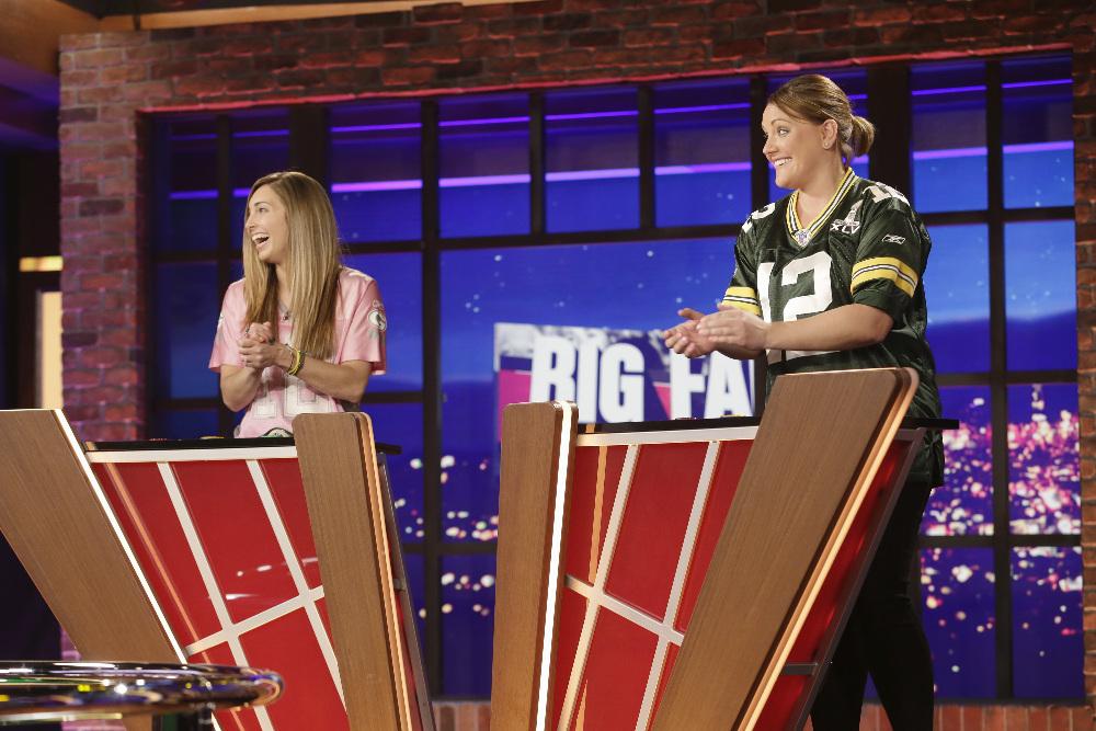 BIG FAN - Coverage. (ABC/Nicole Wilder)