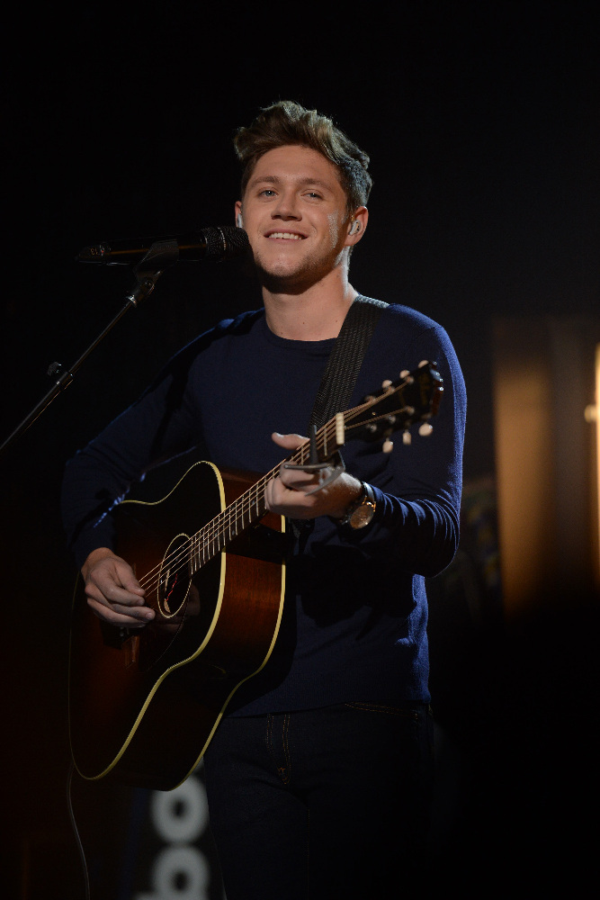 DICK CLARK'S NEW YEAR'S ROCKIN' EVE WITH RYAN SEACREST 2017 - America's biggest celebration of the year takes place on SATURDAY, DECEMBER 31, beginning at 8 p.m. EST, on the ABC Television Network. (ABC/Matt Brown) NIALL HORAN