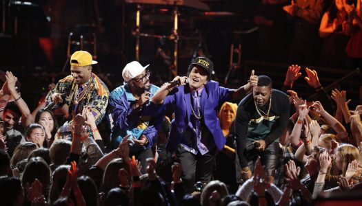 """Bruno Mars' Song """"24K Magic"""" Receives 2x Platinum Certification In United States"""