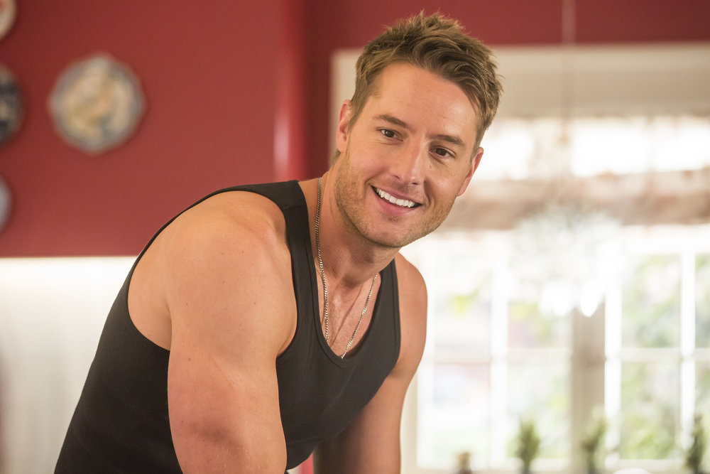 """THIS IS US -- """"The Right Thing to Do"""" Episode 111 -- Pictured: Justin Hartley as Kevin Pearson -- (Photo by: Ron Batzdorff/NBC)"""