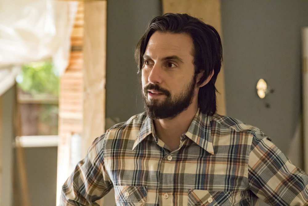 """THIS IS US -- """"The Right Thing to Do"""" Episode 111 -- Pictured: Milo Ventimiglia as Jack Pearson -- (Photo by: Ron Batzdorff/NBC)"""